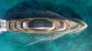 WORLD LXRY Benetti Yachts