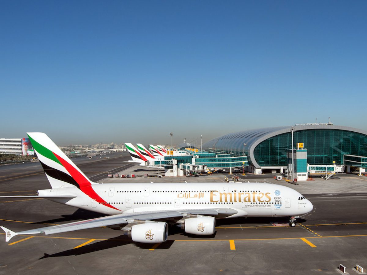 Emirates To Welcome It's 100th A380 Airbus To The Skies