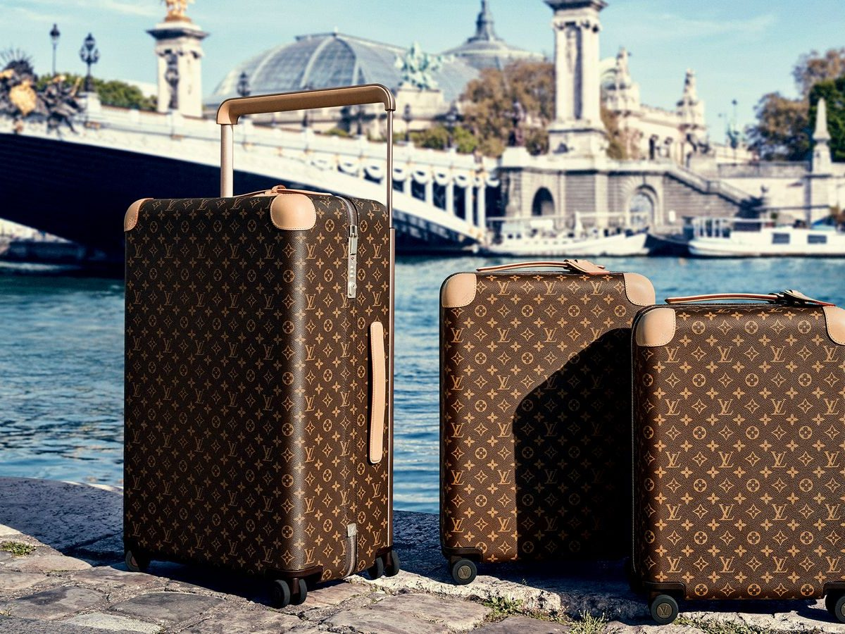 Louis Vuitton Unveils New Luggage Set Perfect For A Coordinated World Traveler