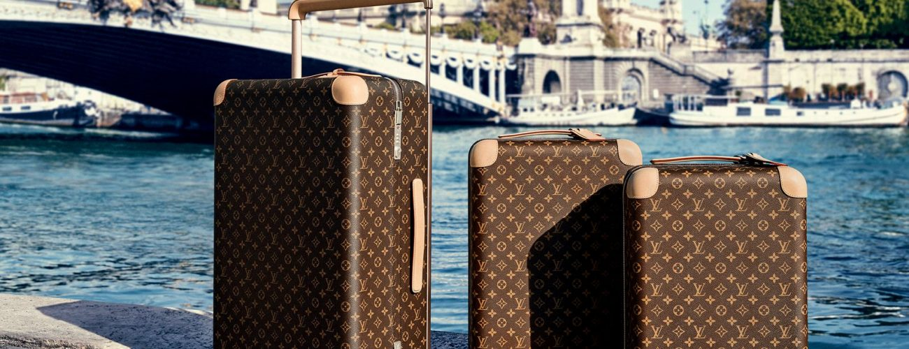 WORLD LXRY Louis Vuitton Marc Newson Rolling Luggage