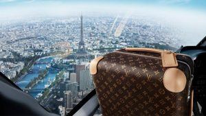 WORLD LXRY Louis Vuitton Marc Newson Rolling Luggage 3