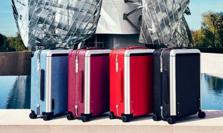 WORLD LXRY Louis Vuitton Marc Newson Rolling Luggage Colours