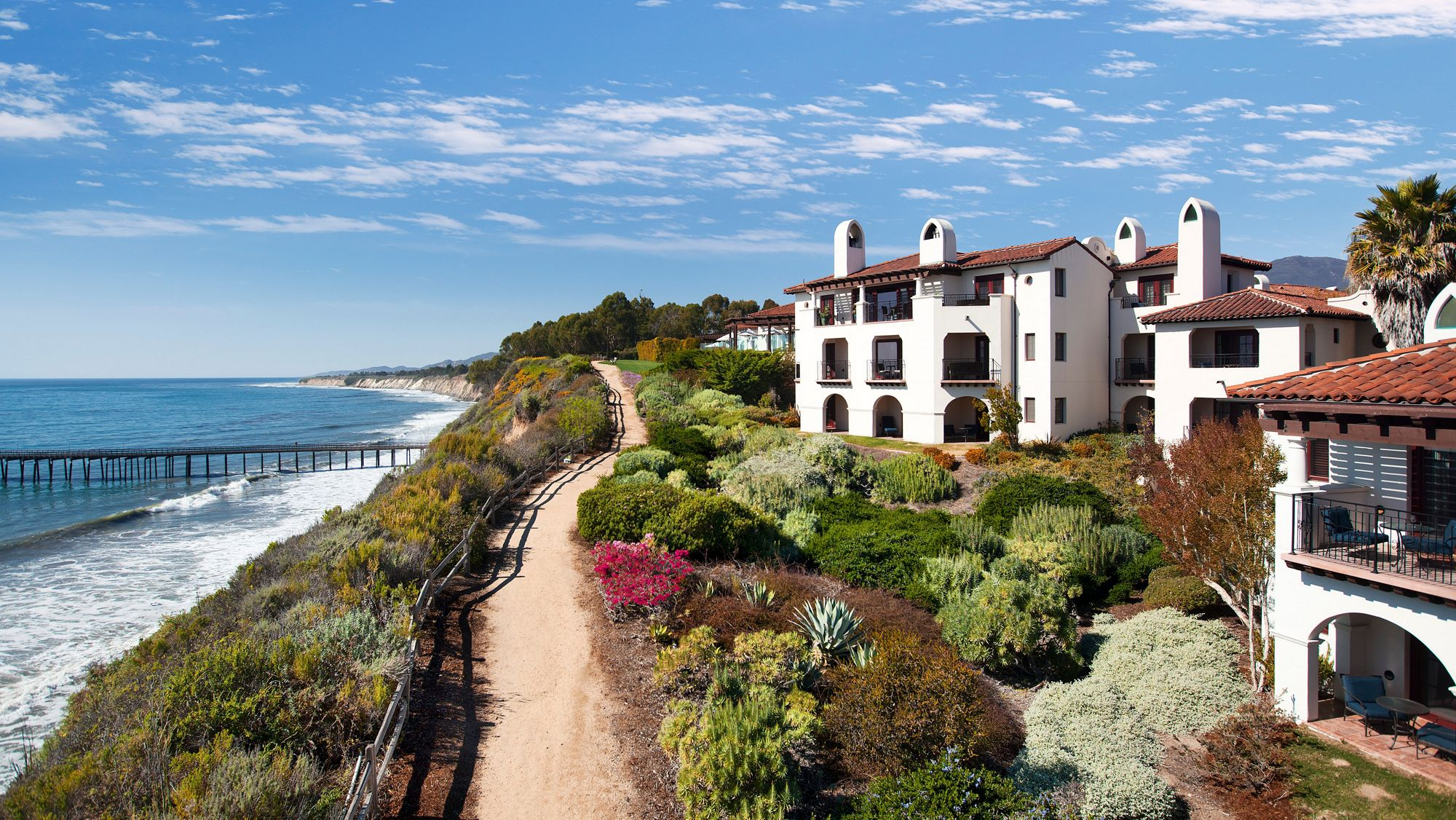 WORLD LXRY Ritz Carlton Bacara Santa Barbara California Hotel