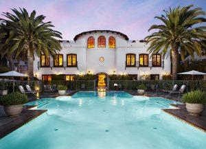 WORLD LXRY Ritz Carlton Bacara Santa Barbara Hotel Pool