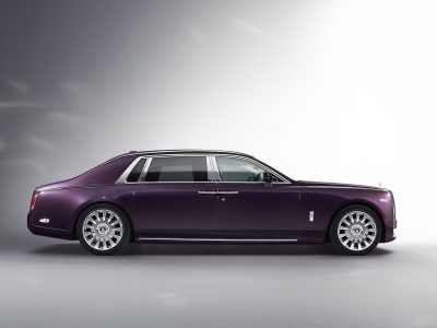 Rolls-Royce Introduces Their New Phantom 92 Years After Their First