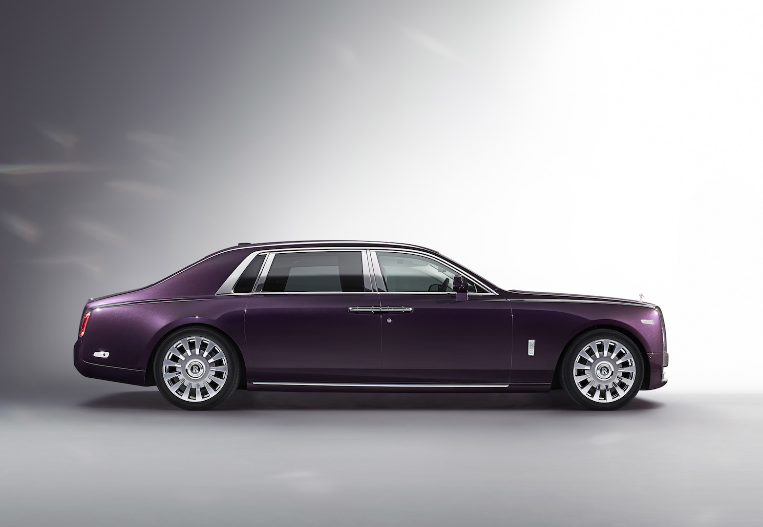 WORLD LXRY Rolls Royce Phantom 2