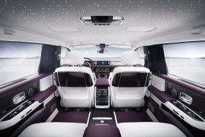 WORLD LXRY Rolls Royce Phantom 4