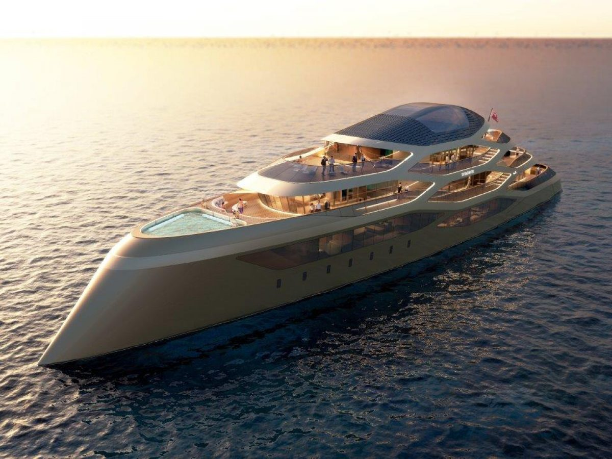 The Se77antasette: Superyachting Redesigned
