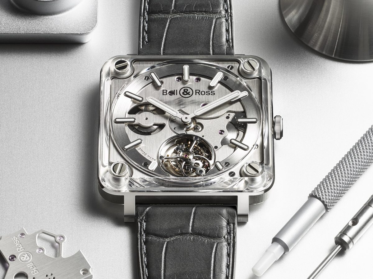 Bell & Ross Releases Their Experimental New BR-X2 Tourbillon Timepiece