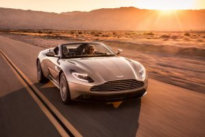 WORLD LXRY New Aston Martin DB11 Volante Convertible III