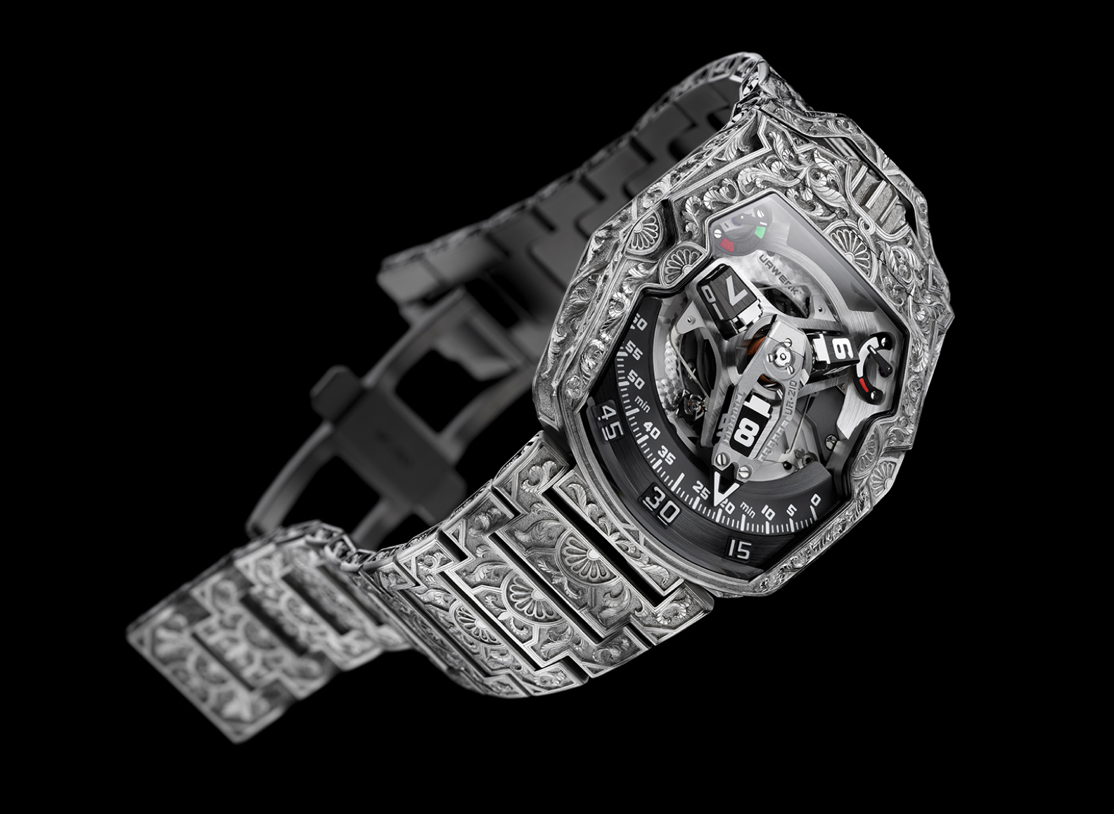 URWERK DUBAI UR 210 Watch