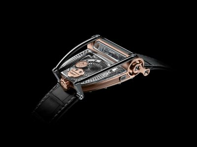 The MoonMachine 2: The Out Of This World Watch by MB&F